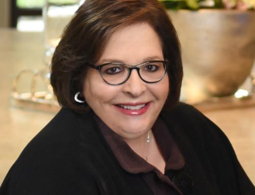 True friendship: Amy Bernstein on the Nancy Owens Breast Cancer Foundation