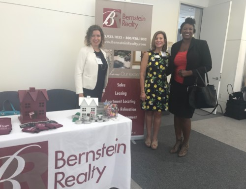 Bernstein Realty participates in networking luncheon