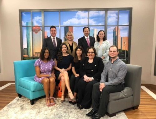 Social Media Challenge Winners join Deborah Duncan on Great Day Houston