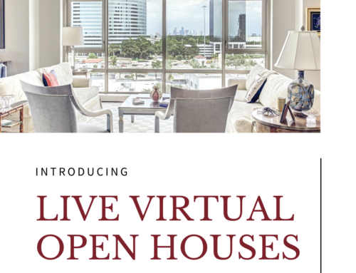 Live Virtual Open Houses