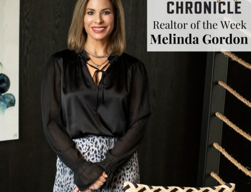 Houston Chronicle Realtor of the Week – Melinda Gordon