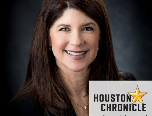 Houston Chronicle Realtor of the Week – Cathy Scherer
