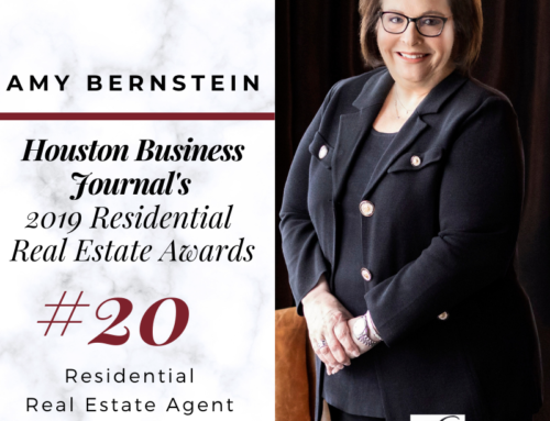 Houston Business Journal 2019 Residential Real Estate Awards
