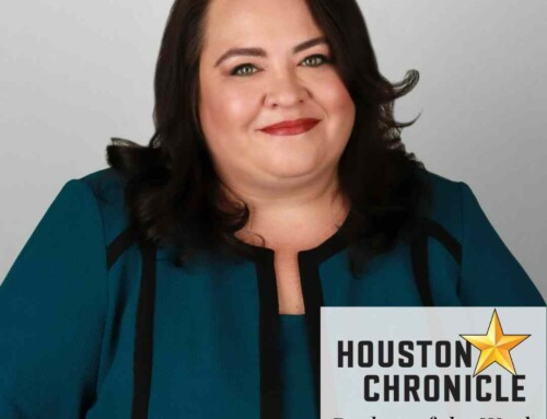 Houston Chronicle Realtor of the Week – Tricia David