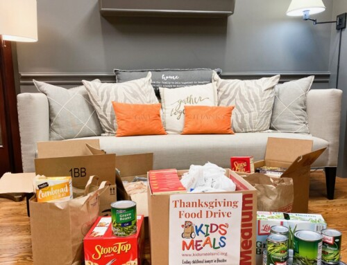 Food Drive Benefitting Kids' Meals